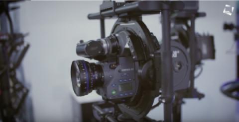 La Artemis Trinity, nouvelle génération de caméra gyroscopique