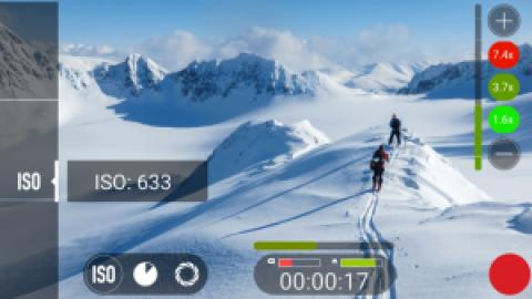 Une des meilleures applications pour filmer avec un smartphone !