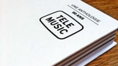 BREVES DU RESEAU – TELE MUSIC 500 PAGES D'HISTOIRE DE LA MUSIQUE À L'IMAGE À PARAITRE LE 9 JUIN.