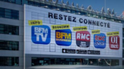 Next Radio TV – BFM TV – RMC